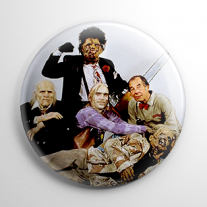 The Texas Chainsaw Massacre 2 (A) Button