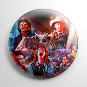 The Texas Chainsaw Massacre 2 (B) Button