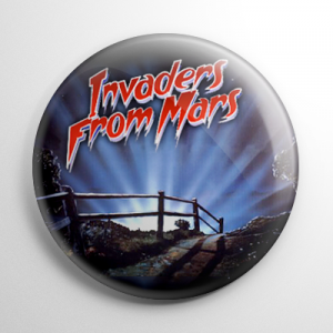 Invaders from Mars Button