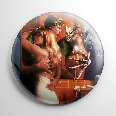 A Nightmare on Elm Street 2: Freddy's Revenge Button