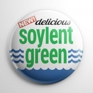 Soylent Green Button