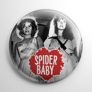 Spider Baby Button