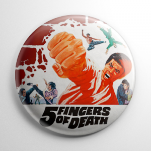 Five Fingers of Death Button