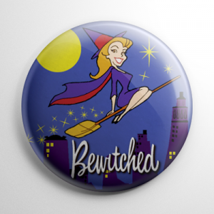 Bewitched Button