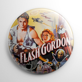 Flash Gordon Button