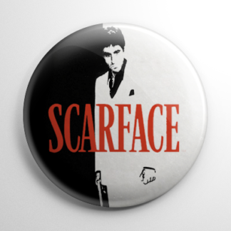 Scarface Button