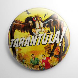 Tarantula Button