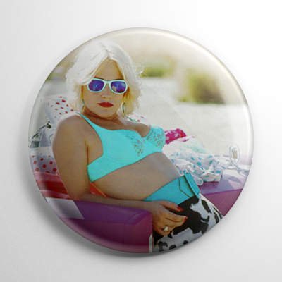 True Romance Alabama Worley Button