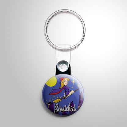TV Shows - Bewitched Keychain