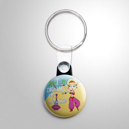 TV Shows - I Dream of Jeannie Keychain