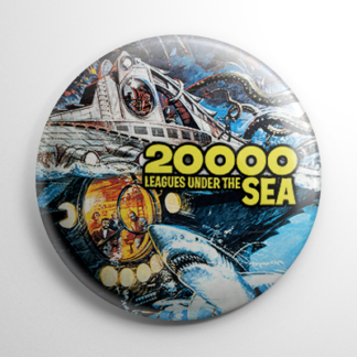 20,000 Leagues Under the Sea Button