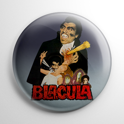 Blacula (A) Button
