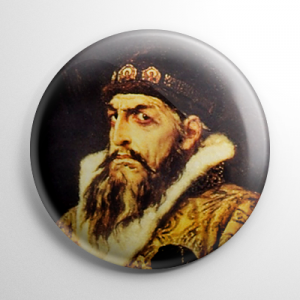 Ivan the Terrible Button