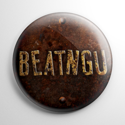 Jeepers Creepers BEATNGU License Plate Button