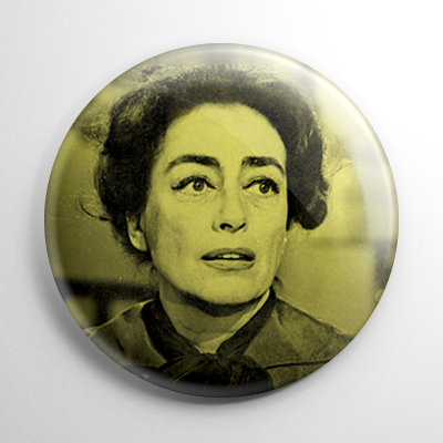 Scream Queen - Joan Crawford Baby Jane Button