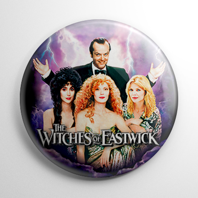 The Witches of Eastwick Button