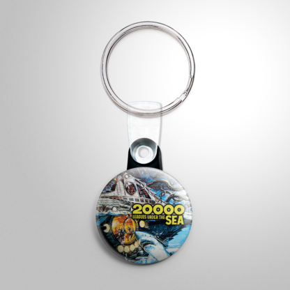 Science Fiction - 20,000 Leagues Under the Sea Keychain