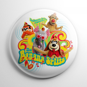 Banana Splits Button