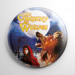 The Company of Wolves Button