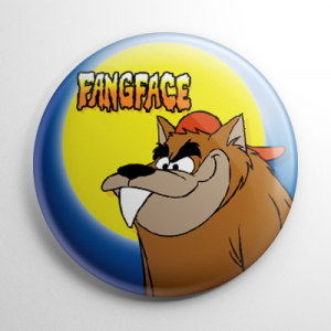 Fangface (A) Button