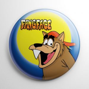 Fangface (B) Button