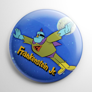 Frankenstein Jr. Button