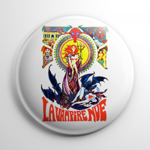 La Vampire Nue Button