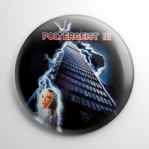 Poltergeist III Button