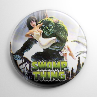 Swamp Thing Button