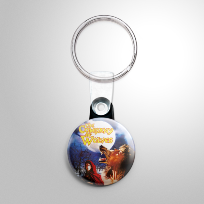 Horror - Company of Wolves Keychain