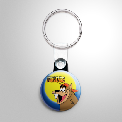 TV Shows - Fangface (B) Keychain