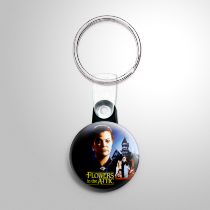 Horror - Flowers in the Attic Keychain