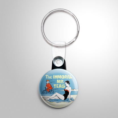 Grindhouse - The Immoral Mr. Teas Keychain