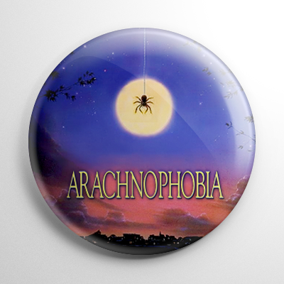 Arachnophobia Button