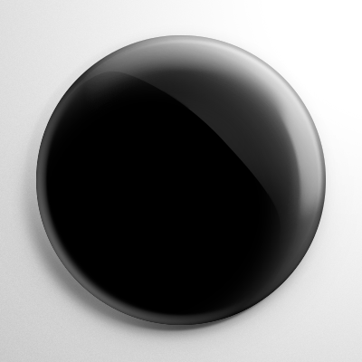 Simply Black Button