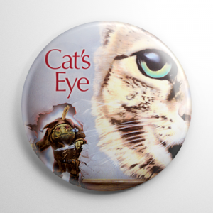 Cat's Eye Button
