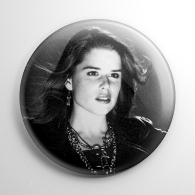 The Craft Bonnie Hyper B&W Button
