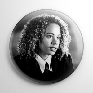 The Craft Rochelle Zimmerman B&W Button