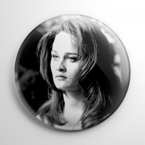 The Craft Sarah Bailey B&W Button