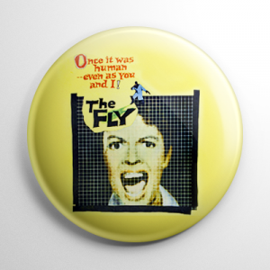 The Fly 1958 (A) Button