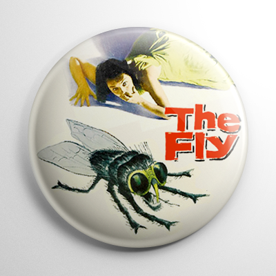 The Fly 1958 (B) Button