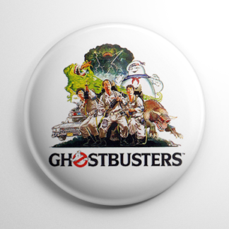 Ghostbusters (C) Button