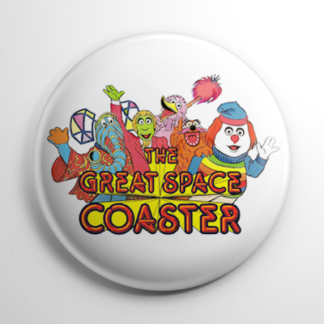 Great Space Coaster Button