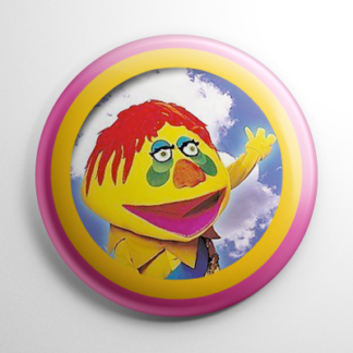 H.R. Pufnstuf Button