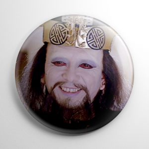 Big Trouble in Little China Lo Pan Button