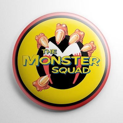 Monster Squad (B) Button