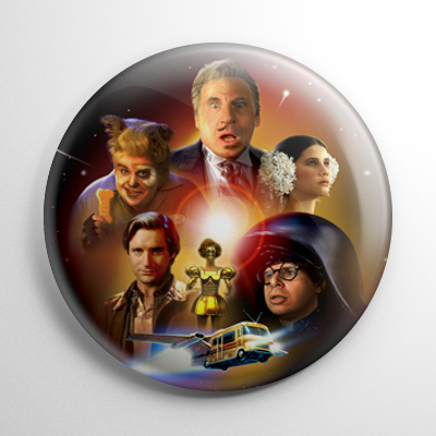 Spaceballs (A) Button