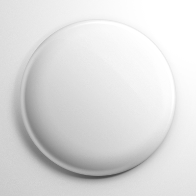 Simply White Button
