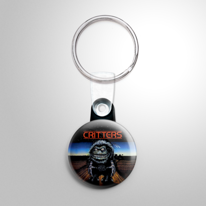 Horror - Critters Keychain
