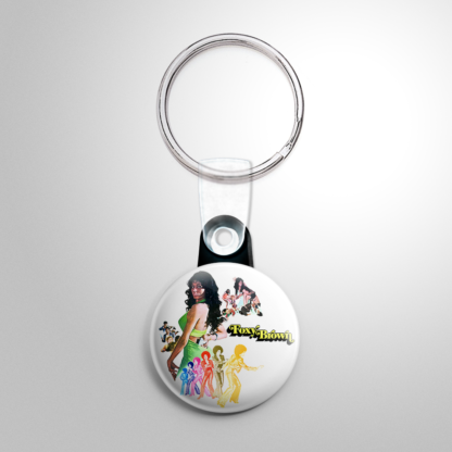 Grindhouse - Foxy Brown Keychain